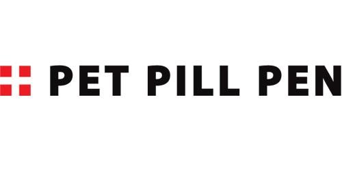 Pet Pill Pen
