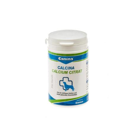 CANINA Kalcij citrat - prah - 125g