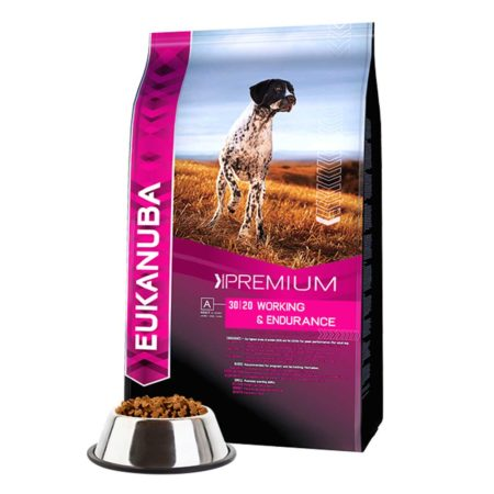 EUKANUBA Platinum Performance Working & Endurance