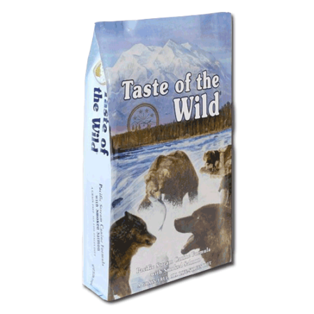 TASTE OF THE WILD – Pacific Stream Canine Formula
