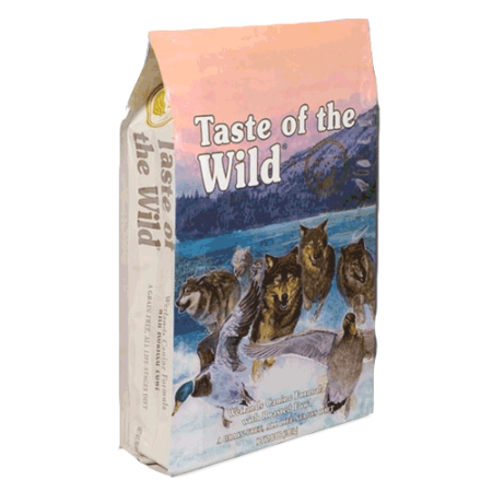 TASTE OF THE WILD – Wetlands Canine Formula