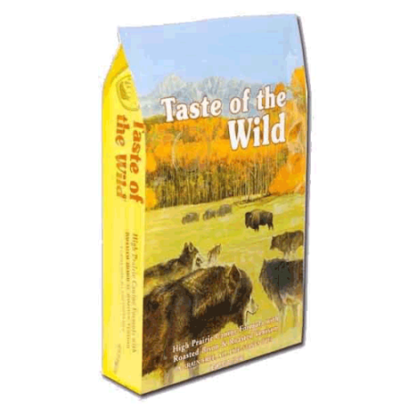 TASTE OF THE WILD – High Prairie Canine Formula