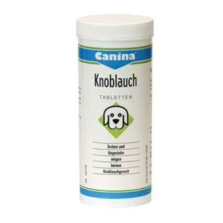 CANINA češnjak tablete 180 g