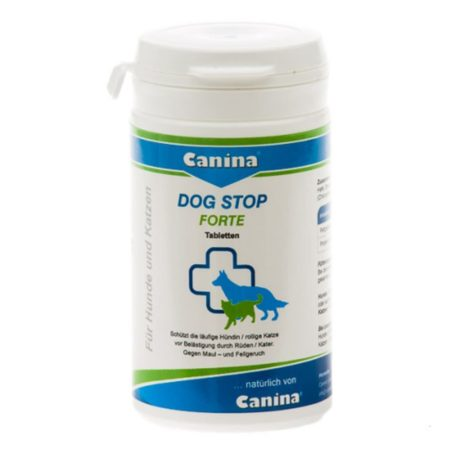 CANINA Dog Stop Forte - tablete 60 kom