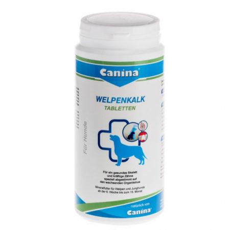 CANINA WELPENKALK za štenad - tbl. 350 gr