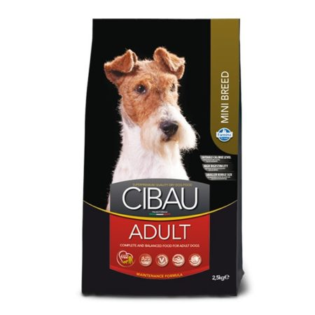 CIBAU ADULT MINI - 2,5 kg