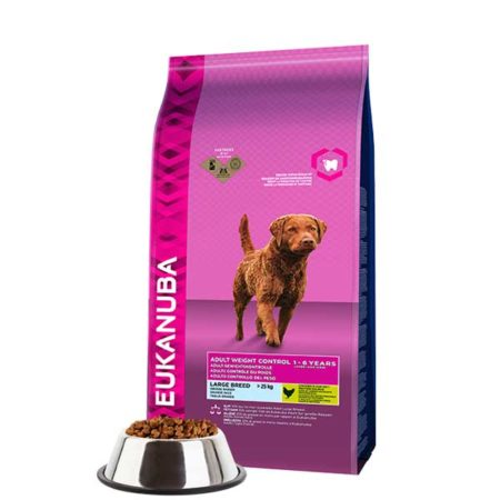 EUKANUBA Adult Weight Control Large 15 kg