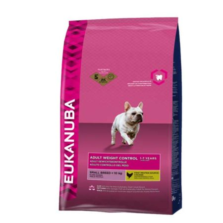 EUKANUBA Adult Weight Control Small
