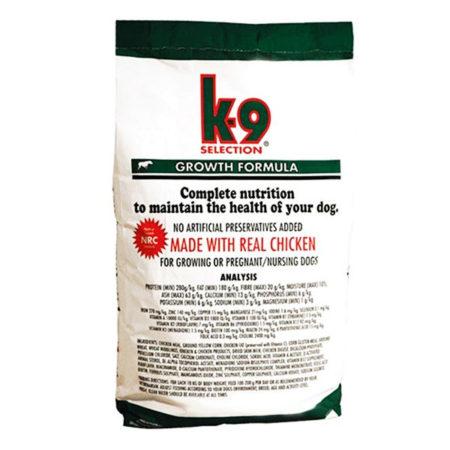 K9 Growth - hrana za štence i skotne kuje