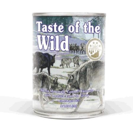 TOW SIERRA MOUNTAIN CANINE (JANJETINA) limenka 3 x 374 g