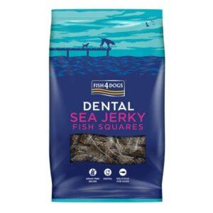 Dental Sea Jerky Fish Squares