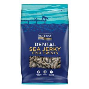 Dental Sea Jerky Fish Twists