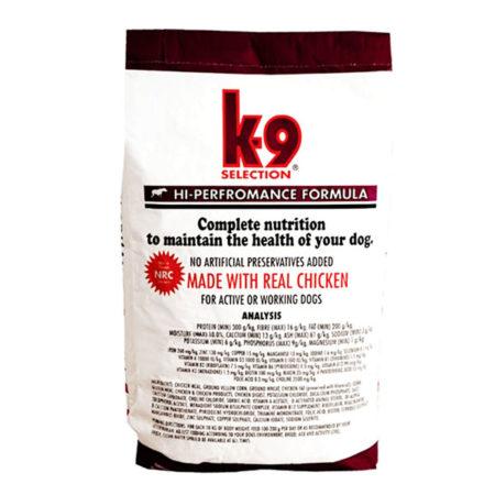 K9 Performance Formula - hrana za aktivne pse