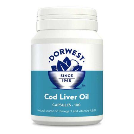 DORWEST ulje bakalara u kapsulama - za zdrave i snažne zglobove
