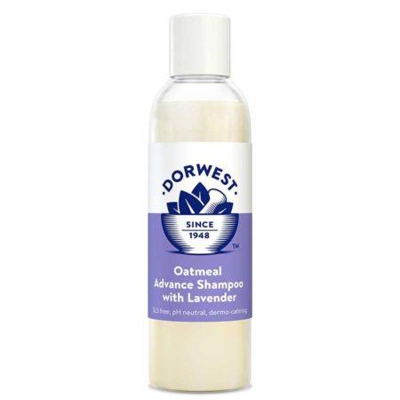 DORWEST šampon za koloidnom zobi i lavandom - za osjetljivu kožu i čistu dlaku - 200 ml