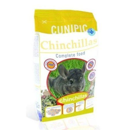CUNIPIC Chinchilla, hrana za činčile, 800g