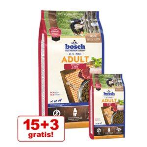 Bosch HPC Adult janjetina i riža
