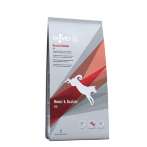 Trovet RID Renal & Oxalate za pse 3kg