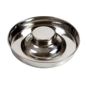 Zdjela od nehrđajućeg čelika za štenad