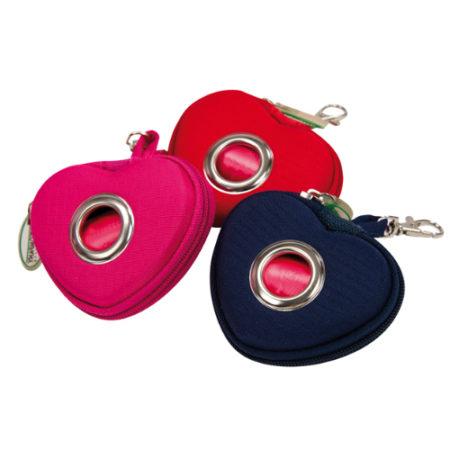 Dispenzer za higijenske vrećice - srce