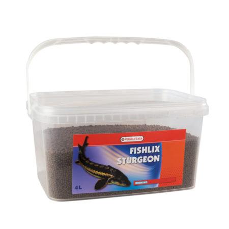 VERSELE LAGA Fishlix Sturgeon - tonuća hrana za jesetre 4 lit. - 2,5 kg
