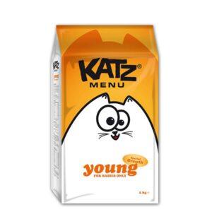 Katz Menu Young 400g