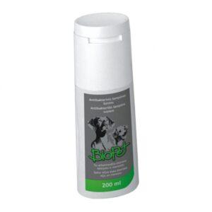 BIOPET šampon - antibakterijski šampon za pse