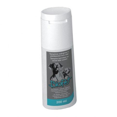 BIOPET šampon - za nadraženu i perutavu kožu pasa