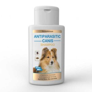 CANIS  antiparazitski šampon - 200 ml