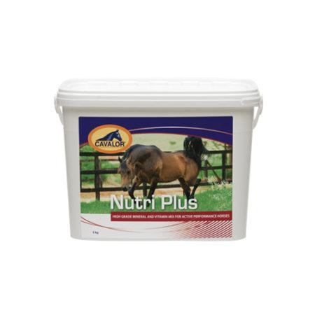 CAVALOR Nutri plus - za konje u intenzivnim treninzima