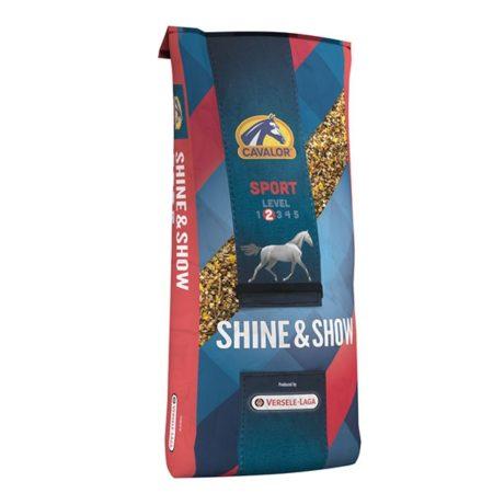 CAVALOR Shine & Show za kožu i dlaku - 20 KG