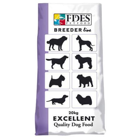 FIDES Breeder linija - Excellent - 20 kg