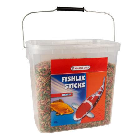 VERSELE LAGA Fishlix sticks - plutajući i obojeni štapići za ukrasna jezerca i ribnjake