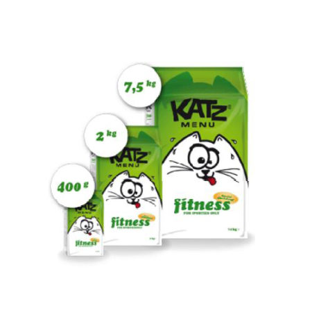 EUROPREMIUM Katz menu – Fitness