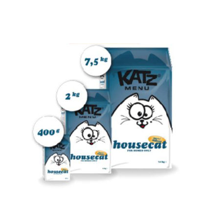 EUROPREMIUM Katz menu – Housecat