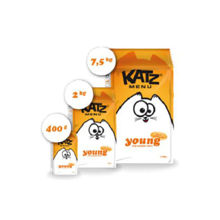 EUROPREMIUM Katz menu – Young