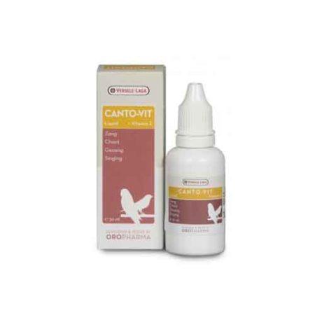 OROPHARMA CANTO-VIT LIQUID - za bolji pjev i kondiciju kod parenja - 30ml