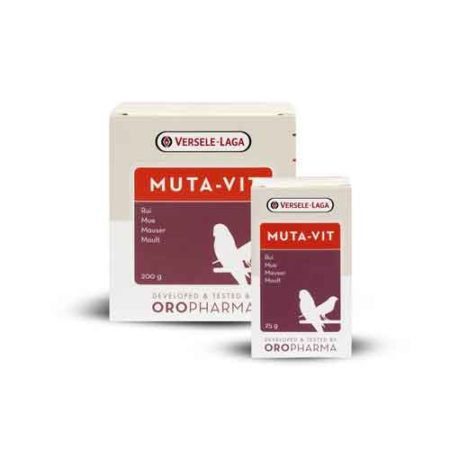 OROPHARMA MUTA-VIT - mješavina vitamina za poticanje rasta i jačanje perja