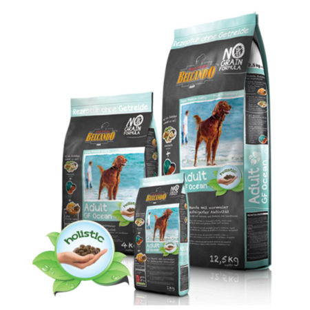 BELCANDO Adult Grain free Ocean fish