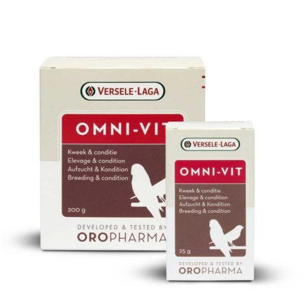 OROPHARMA OMNI-VIT - za bolje uzgojne rezultate