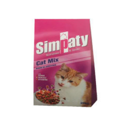 HOBBY CAT SIMPATY MIX briketi 20kg