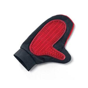 Rukavica za četkanje i masažu