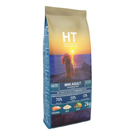 HT ADULT MINI losos i riža 28/16 2 kg