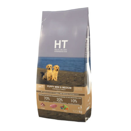 HT PUPPY & MEDIUM 32/20 piletina i puretina 3 kg