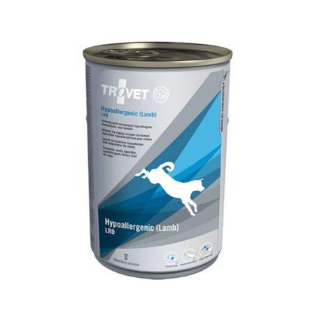 TROVET Hypoallergenic (Janjetina) | LRD6 X 400 g - za pse