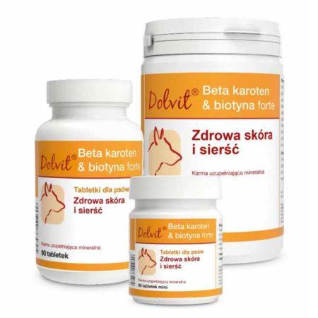 DOLFOS Dolvit Beta carotene & biotin forte