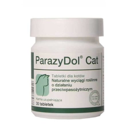 DOLFOS ParazyDol Cat - 30 tableta