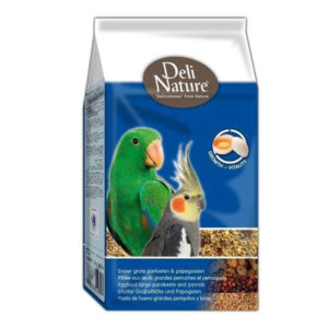 Deli Nature Eggfood Big Parakeet & Parrot