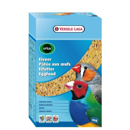 ORLUX EGG FOOD DRY FOR TROPICAL BIRDS - za sve tropske ptice