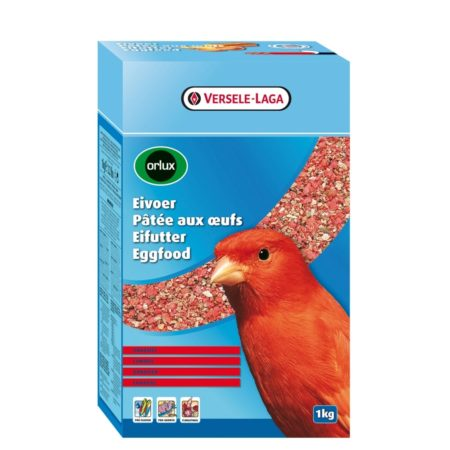 ORLUX EGGFOOD RED DRY FOR CANARIES – hrana za crvene kanarince 1 kg
